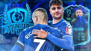 FIFA 21:YOUNITED FUTURE MIT RICHARD 😍#1  LOVE IS THE ANSWER...❤️
