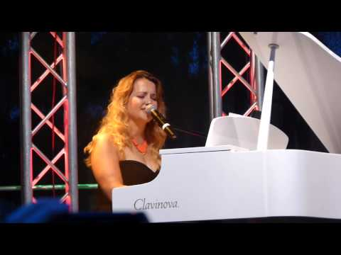 Susan Albers- Impossible (Konzert in Rhede 26.07.13)