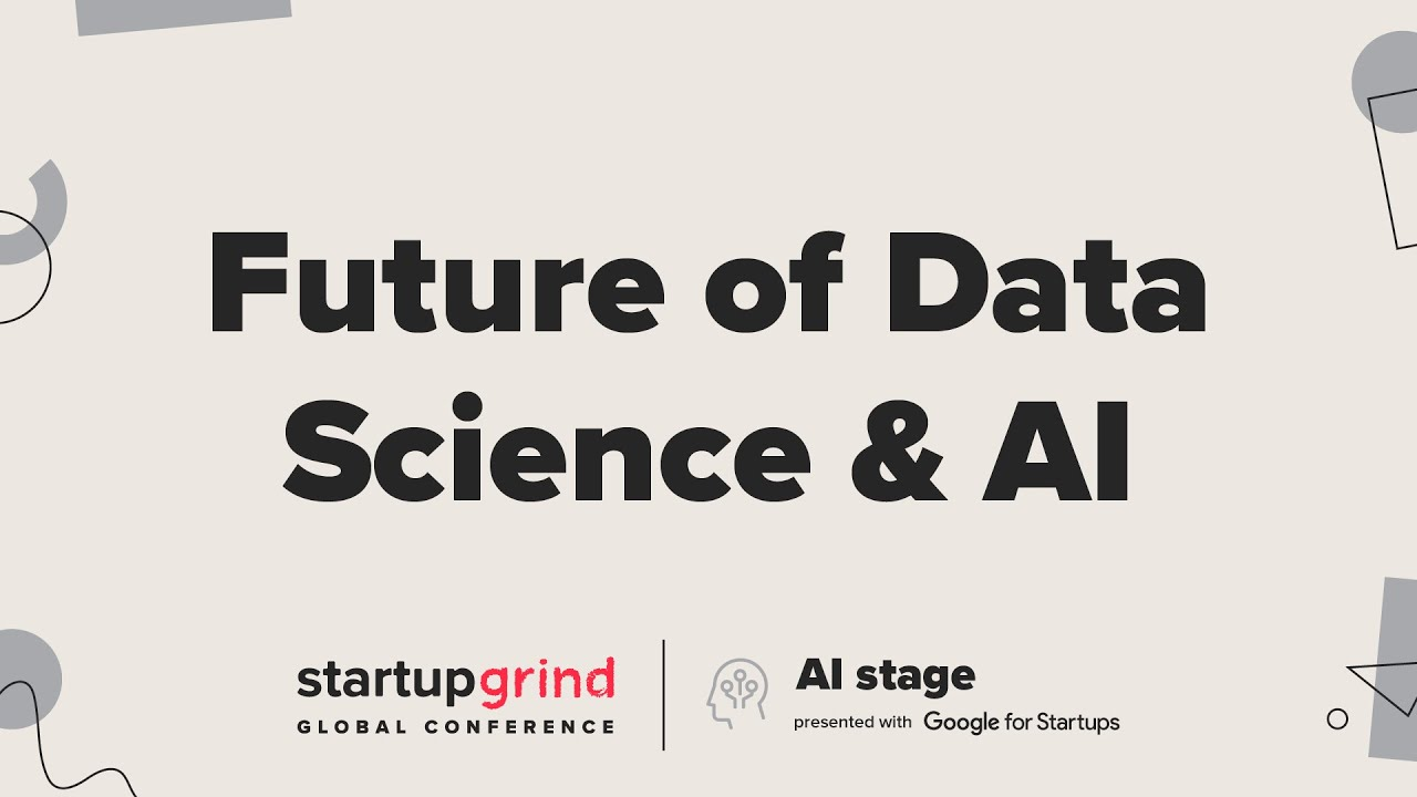 Future of Data Science & AI — Emily Glassberg Sands (Head of Data Science,  Coursera)
