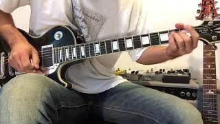 マイケルシェンカーグループのイントゥ ジ アリーナ の ギターを弾いて...