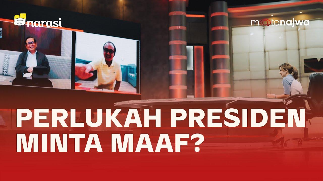 Pejabat Ramai-Ramai Minta Maaf, Perlukah Presiden juga Minta Maaf? (Part 7) | Mata Najwa