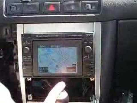 oem navigation unit help volkswagen golf youtube. Black Bedroom Furniture Sets. Home Design Ideas