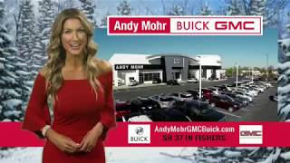 Andy Mohr Buick GMC TV Commercial | December 2017 | Indianapolis, Indiana