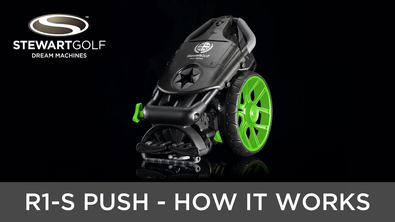 Stewart Golf R1-S Push