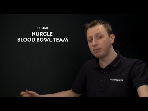 WHTV Tip of the Day - Nurgle Blood Bowl Team.