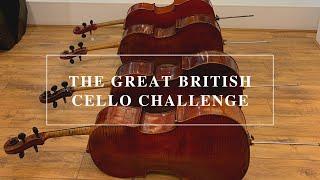 The Great British Cello Challenge