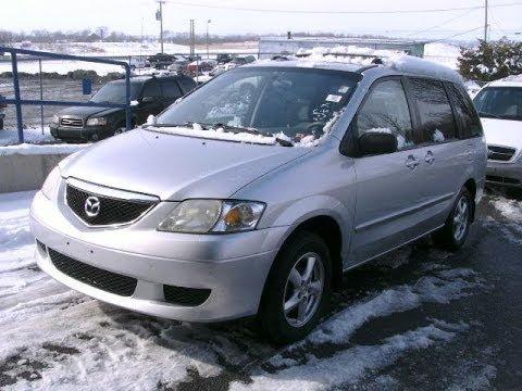 2003 Mazda MPV LX Start Up and Quick Tour