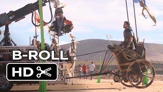 Exodus: Gods and Kings B-ROLL 3 - Joel Edgerton, Christian Bale Movie HD