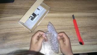 Раскоробкинг товаров с AliExpress/Защитное стекло на Iphone 5S/ (2 раз)