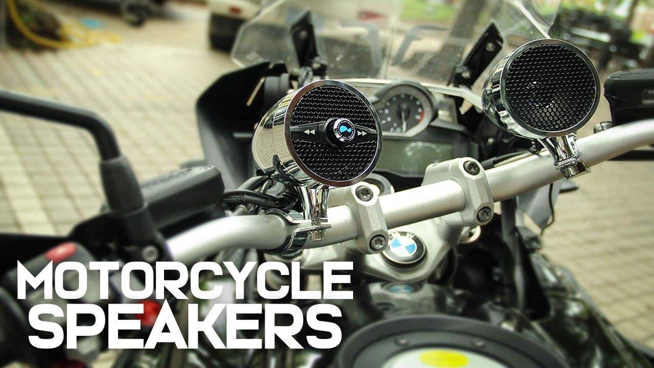 10 Best Motorcycle Speakers 2019