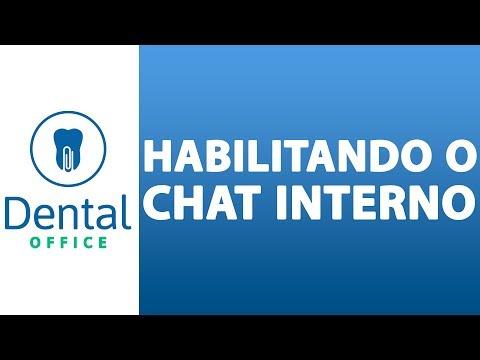 Habilitando O Chat Interno #AULA027