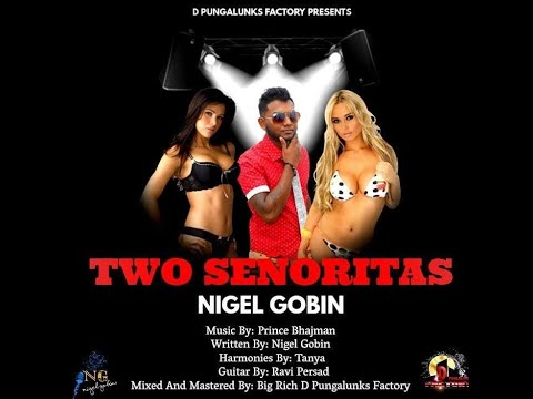 Two Senoritas by Nigel Gobin