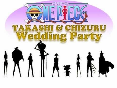 【結婚式】ワンピースムービー【余興】