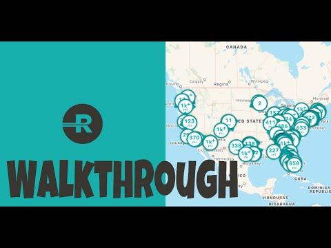 ROADIE - App Walkthrough