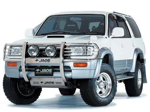 Toyota Hilux Surf 1998 - ржавый или нет? №1