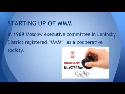History of Sergey mavrodi