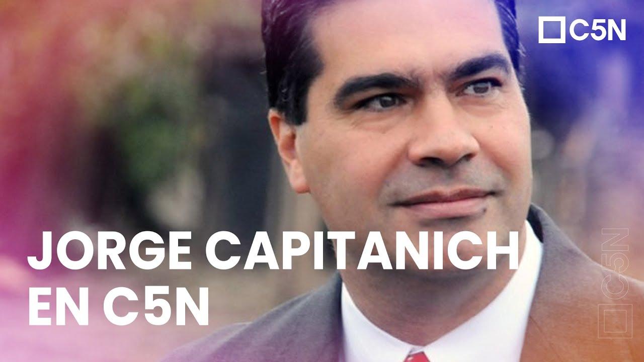 Download JORGE CAPITANICH en C5N