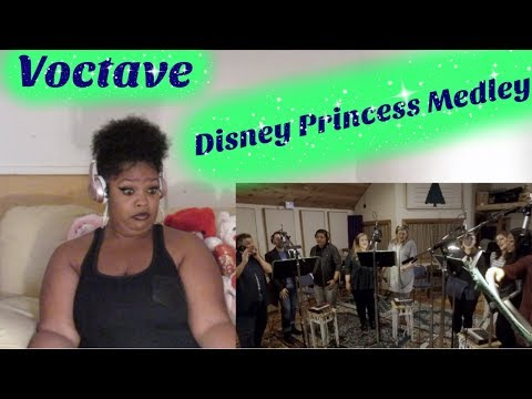 *DAY 11*- Voctave- Disney Princess Medley Reaction The Angels have spoken