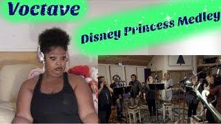 "*DAY 11*- Voctave- ""Disney Princess Medley"" Reaction (The Angels have spoken)"