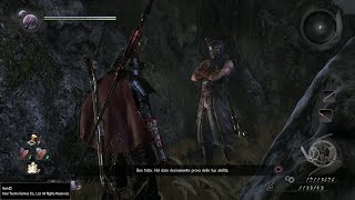 Nioh - DLC La fine del massacro - Jin Hayabusa  (Boss fight #12)