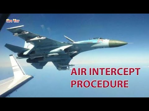 Unprofessional air intercept, what is it mean?