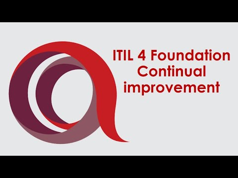 ITIL 4 Foundation Continual Improvement ( ITIL 4 IT-Tutorial)