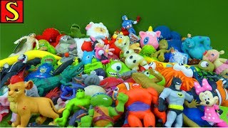 100's of Stretchy Toys!! Marvel Avengers, Disney, and so much more!
