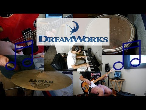 Dreamworks Theme Song - Cover