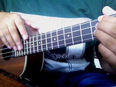 By Chance You And I By Jra Easy Ukulele Tutorial Youtube