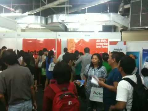 Second Day 10th Indonesia Travel & Holiday Fair, 12-14 Oct Grand Indonesia West Mall Lt.5 #4