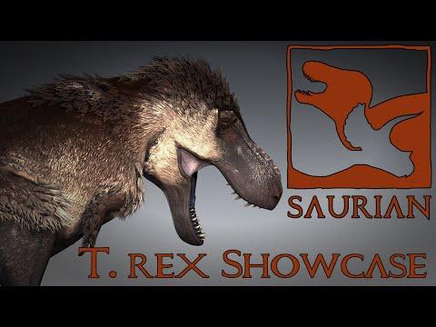 Tyrannosaurus Showcase