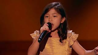 Celine Tam - How am i supposed to live without you - America's Got Talent 2017