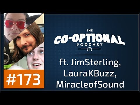The Co-Optional Podcast Ep. 173 ft. The Jimquisition [strong