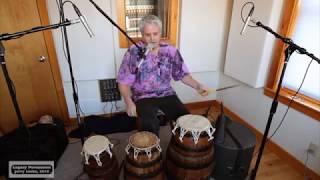 Legacy Percussion 8: Agbekor/Bembé Bell w/ 6 Cross-Rhythm (polyrhythm)