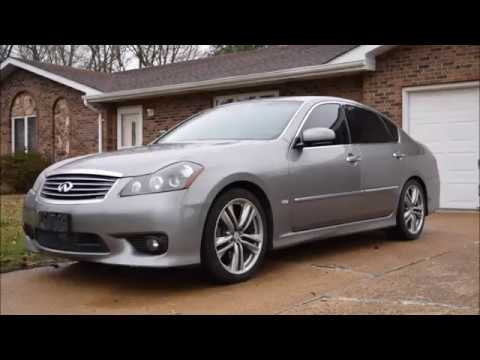 2008 infiniti m45 sport fully loaded youtube. Black Bedroom Furniture Sets. Home Design Ideas