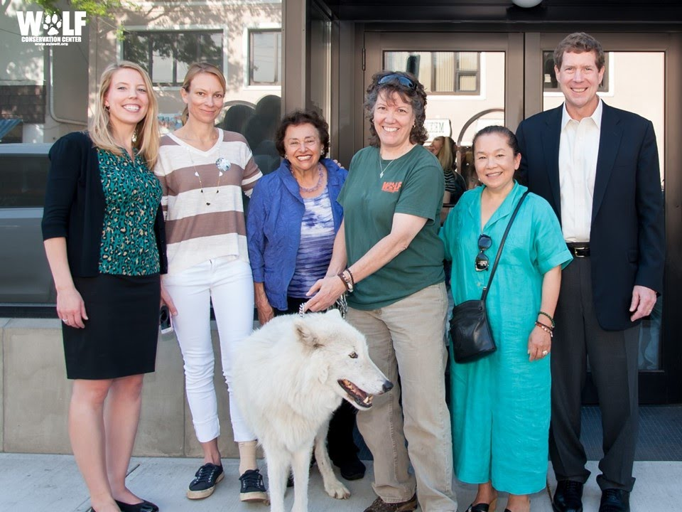 Congresswoman Nita Lowey Stand for Wolves (Full)