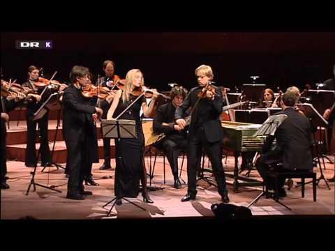 Vivaldi: Concerto for 2 violins in A minor
