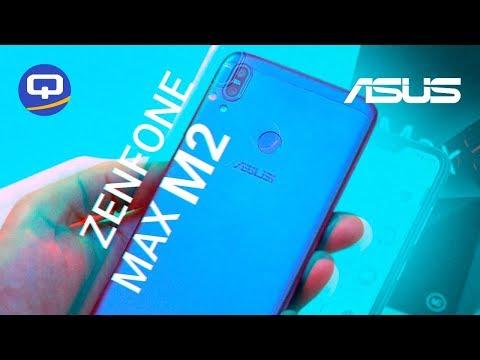 Обзор Asus Zenfone Max (M2) / QUKE.RU /