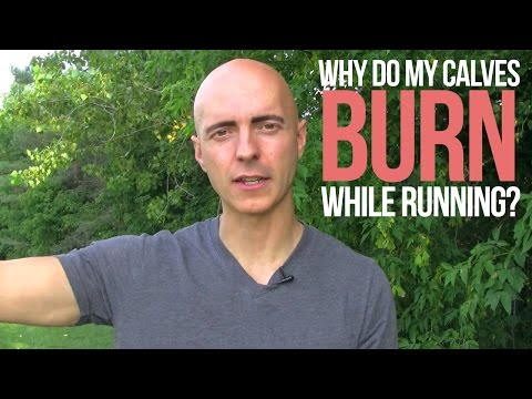 Why Do My Calves Burn While Running?