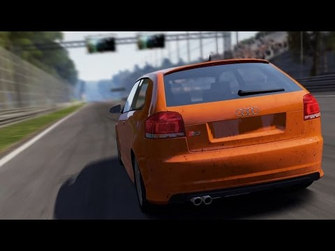 Need For Speed: Shift 2 Unleashed - Audi S3 - Test Drive Gameplay (HD) [1080p60FPS]