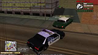 net4game.com [LSPD] Pościg za zielonym Glendale, VOL  1 (Wskoczył mi na dach!)