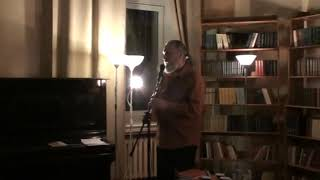 2 8 Михаил Кукин Поэтическая Группа Ку Фё Га Кукин Фёдоров Гадаев 29 03 2018 Библиотека А Н  Добролю