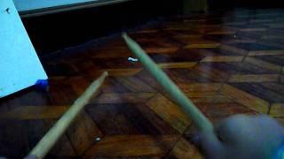 Drum solo (Snare) Ati-atihan beat