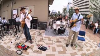 "20151010 Spresso LIVE@""横濱ジャズプロムナード"""