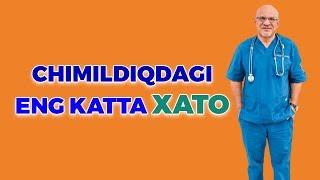 #165 ENG KATTA XATO (BO'YDOQLAR BILIB QO'YING)