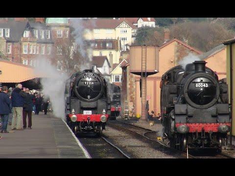 The West Somerset Railway recreates the legendary S&D.