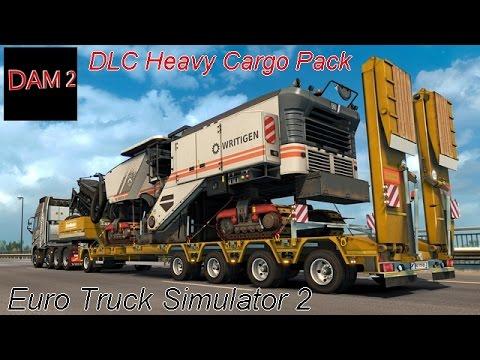[Euro Truck Simulator 2]   DLC Heavy Cargo Pack - Le voici   FR