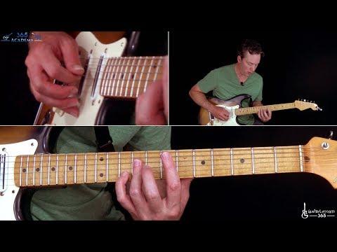 Black Guitar Lesson - Pearl Jam
