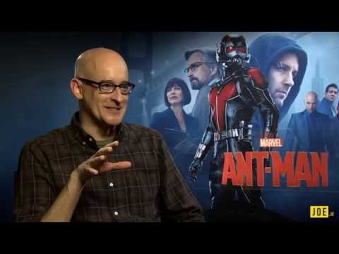 JOE meets Peyton Reed, director of Marvel's Ant-Man