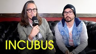 "Incubus discuss their new album ""8"" and embracing technology"